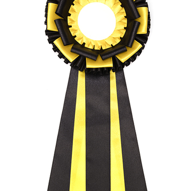 Rosettes Double Square